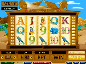 Low stakes roulette online