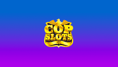 Cop Slots: Win up to 500 Free Spins.