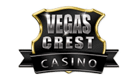 Vegas Crest Casino: 10 FREE Spins No Deposit + 200% 1st Deposit Bonus up to $/€1000.