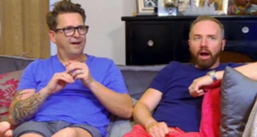 Gogglebox Stars – Stephen and Chris