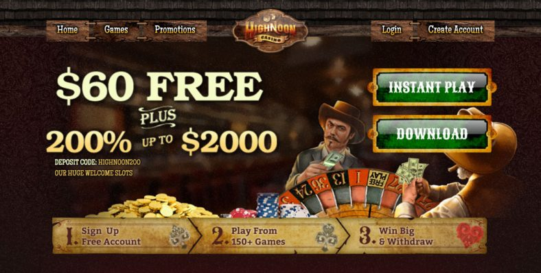 High noon casino instant play