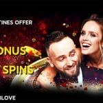Special Valentine's Offer at 888Casino